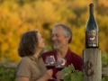 Owners celebrating Pinot Noir